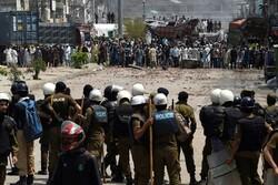 ۷ پلیس در پاکستان به گروگان گرفته شدند