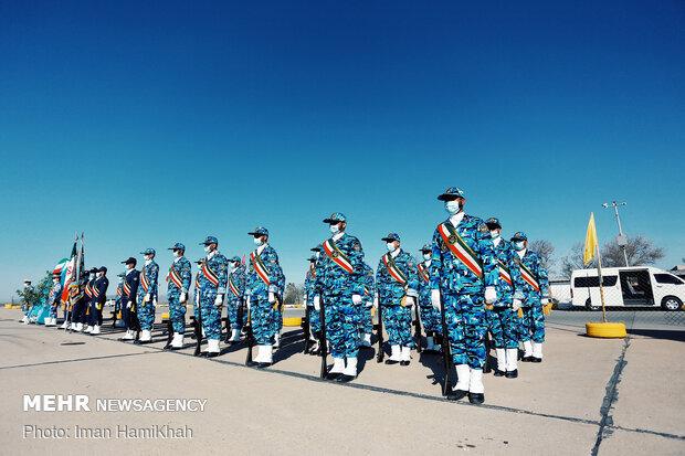 İran'daki askeri geçit töreninden kareler