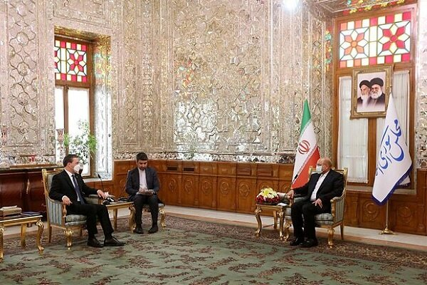 Iran's Parl. speaker emphasizes deepening ties with Serbia
