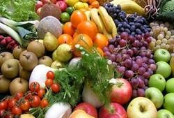 مصرف میوه و سبزیجات به کاهش تشنگی روزه داران کمک می کند