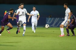 پیروزی سخت استقلال برابر الشرطه در نیمه اول/ یک مدافع قفل را شکست