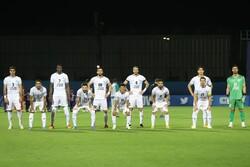 تمرینات ریکاوری بازیکنان استقلال برای دیدار با الدحیل