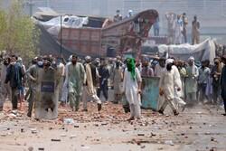آماده باش ارتش در چند شهر پاکستان به دلیل ادامه اعتراضات هواداران حزب «تحریک لبیک»