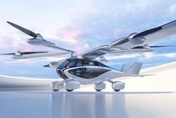 تولید خودروی برقی تاشو که پرواز هم میکند