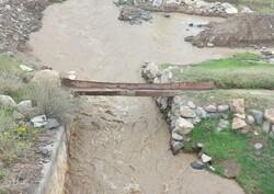 کاهش ۵۰ درصدی روان آبها در آذربایجان شرقی