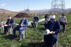 باغ قرآنی «مدهامتان» برای اولین بار در استان اردبیل راهاندازی شد