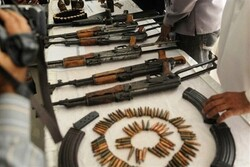 Intelligence forces seize weapons consignment SW Iran