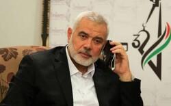گفتگوی «اسماعیل هنیه» و «محمود عباس» پیرامون برگزاری انتخابات سراسری در قدس اشغالی