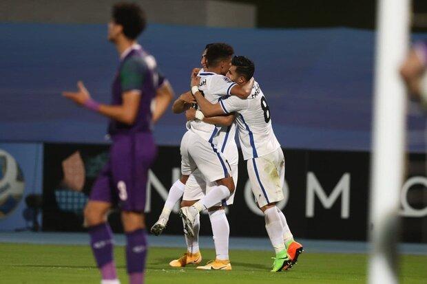 استقلال و پرسپولیس تنها تیم های ۶ امتیازی