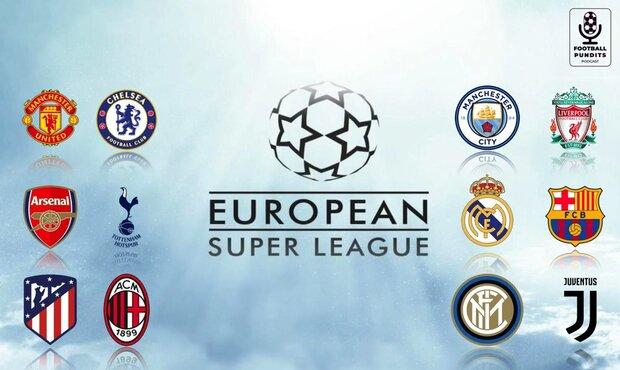سوپر لیگ؛ زلزله فوتبالی کرونا/ «یوفا» و «فیفا» به گِل خواهند نشست