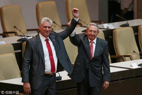انتخاب «دیاز کانل» به عنوان جانشین رائول کاسترو
