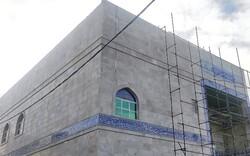 بازسازی مسجد امام زمان (عج) در مراحل پایانی است