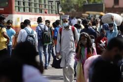 Hindistan'da Kovid-19 salgınında yeni rekor