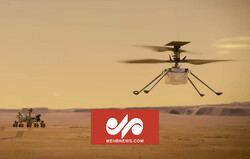 VIDEO: NASA successfully flies small helicopter on Mars