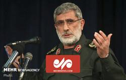 سردار قاآنی: راه سردار شهید حجازی ادامه دارد