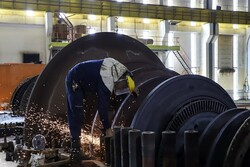 Iran joins group of countries producing steam turbine rotor