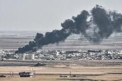 قوات الاحتلال التركي تعتدي على مناطق في شمال الرقة