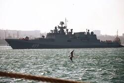 انجام تمرینات نظامی روسیه در دریای سیاه با ۲۰ کشتی جنگی