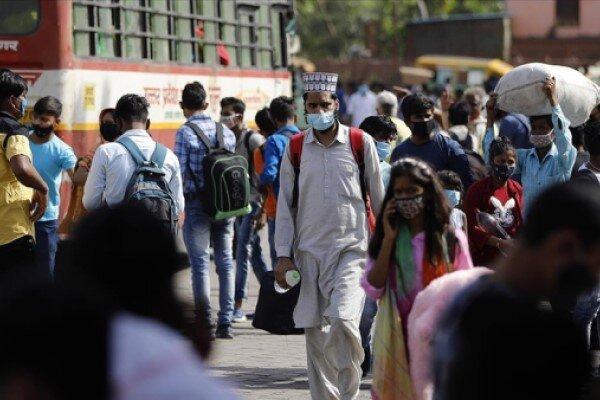 Hindistan'da koronavirüsten ölenlerin sayısı 325 bin 972'ye yükseldi