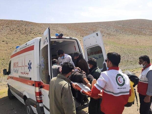 ۱۱۵ نفر در ۵۲ حادثه هفته گذشته در استان اصفهان آسیب دیدند