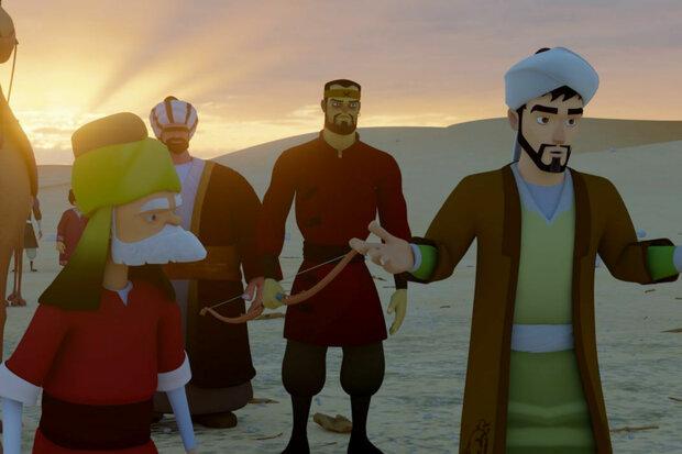 انیمیشن «سفرهای سعدی» به تولید رسید/ ماجرای سفرهای شاعر نامدار