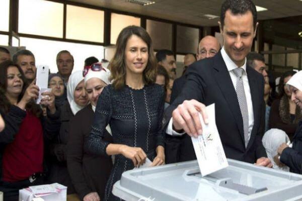 انتخابات ریاستجمهوری ۲۰۲۱ سوریه؛ پیامهای «دمشق» به آمریکا و غرب
