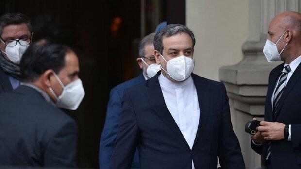 هیئت مذاکره کننده ایرانی راهی وین شد