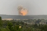 Huge explosion hits Israeli regime's missile factory (+VIDEO)