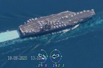 IRGC drones capture precise footage of US aircraft carrier