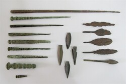 اشیاء عتیقه هزاره اول قبل از میلاد در زنجان کشف شد