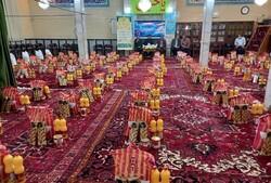 توزیع ۱۰ هزار بسته معیشتی و ۸۵ سری جهیزیه در مازندران