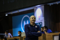 مصطفی هاشمی: تحلیل درستی از عملکرد تیمم در لیگ بسکتبال ندارم