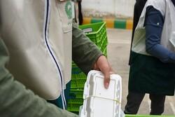 توزیع روزانه ۳ هزار پرس غذا در حاشیه شهر مشهد