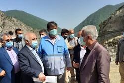 منابع مالی سد هراز تامین می شود/ خشکسالی در ایران جدی است