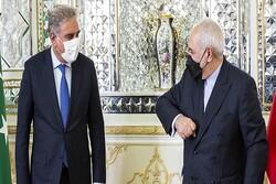گزارش ظریف از دیدارش با وزیر خارجه پاکستان