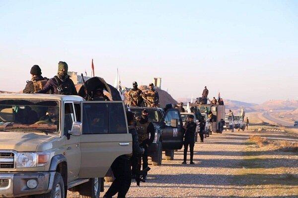 Iraq Hashd al-Shaabi forces launch vast operations in Samarra