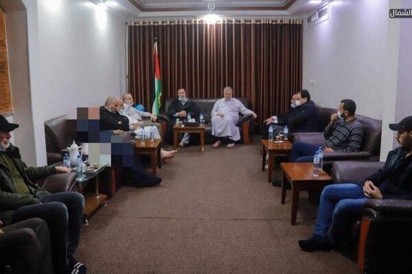 حماس والجهاد يجريان محادثات حول الوحدة وتعزيز خط المقاومة