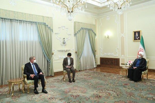 Security common concern of Iran, Pakistan