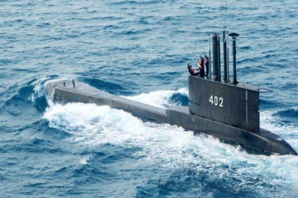 اندونزی رسماً غرق شدن زیر دریایی خود را تأیید کرد