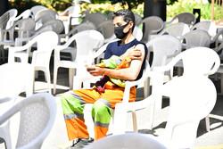 طرح واکسیناسیون کووید ۱۹ پاکبانان شمال تهران آغاز شد