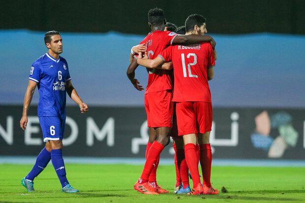 Al Duhail edge Esteghlal in AFC Champions League thriller