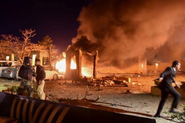 کوئٹہ میں بم دھماکے میں 4 افراد ہلاک اور 12 زخمی