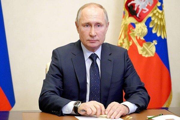 روسی صدر پوتین کی ایران کے نو منتخب صدرجناب رئیسی کو مبارکباد