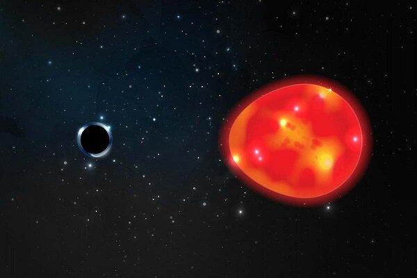 شناسایی کوچکترین و نزدیک ترین سیاه چاله به زمین