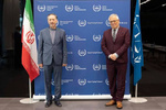 Iran, ICC discuss Afghanistan, Palestine