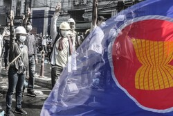 سران آ سه آن با سرکرده کودتای میانمار دیدار می کنند