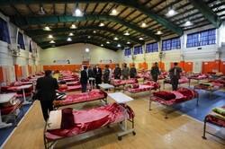 سپاه کرمانشاه آمادگی احداث بیمارستان صحرایی را دارد