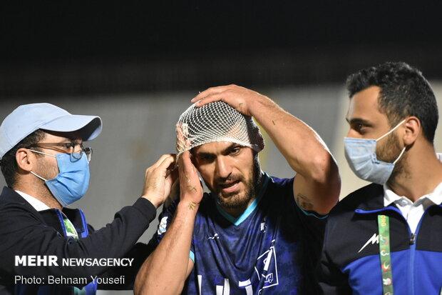 دیدار تیم های فوتبال آلومینیوم اراک و پیکان تهران