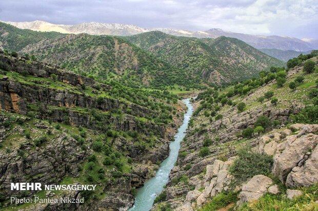 Eye-catching nature of Chaharmahal & Bakhtiari Province