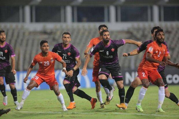 """برسبوليس يحقق فوزا عريضا على نادي  """"جوا"""" الهندي في دوري أبطال آسيا"""